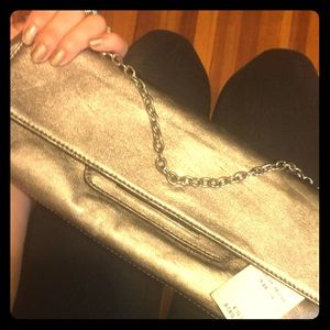 VINTAGE CLUTCH WITH TAGS!